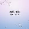【VIX・VXN】ハイテク株に利益確定の動きあり。今後のため恐怖指数をおさらいしてみる